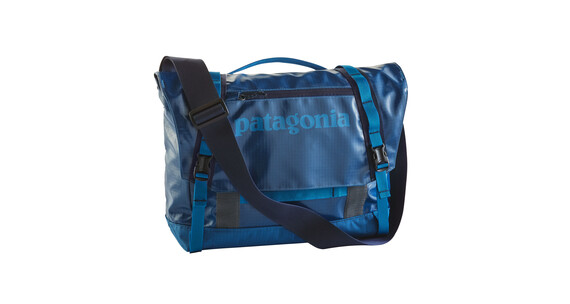 Patagonia Black Hole Mini Messenger 12 L Bandana Blue